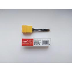 Сверло HM сквозное R STM tools d=5x70 s=10x26 STM Свёрла и зенкеры Инструмент