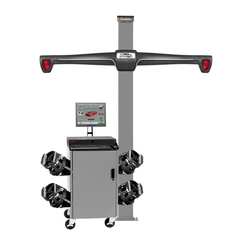 Техно Вектор 7 (V 7204 T A) Стенд для сход-развала с технологией 3D Технокар Стенды сход-развал Автосервисное оборудование